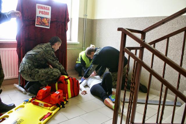 Próbna ewakuacja 2014 - DSC01071.JPG