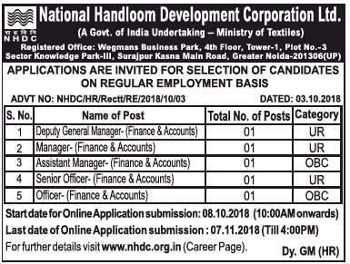 [NHDC+Limited+Advertisement+2018+www.indgovtjobs.in%5B3%5D]