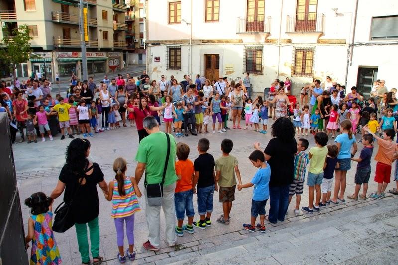 Festa infantil i taller balls tradicionals a Sant Llorenç  20-09-14 - IMG_4220.jpg