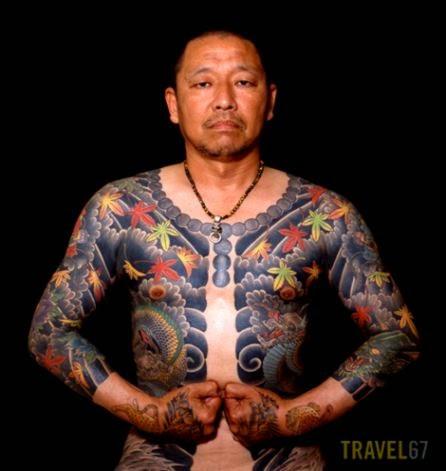 Tattoos Irezumi Body Art