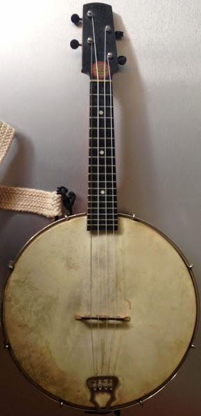 Albert & Son Banjolele