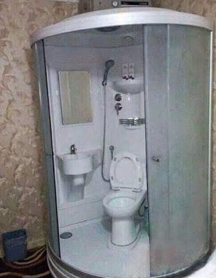 Дизайн душової кабінки
