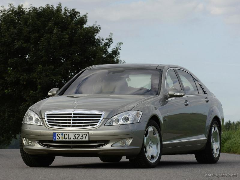 2006 mercedes benz s class sedan specifications pictures for 2006 mercedes benz s550
