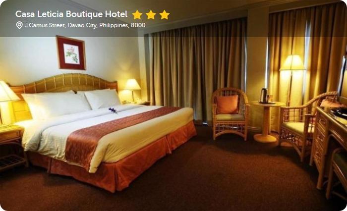 Traveloka Hotel Booking Casa Leticia Davao