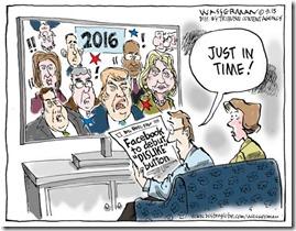 Wasserman 2016 election cartoon