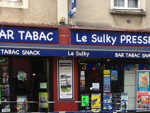 Bureaux De Tabac Angers : Le sulky bureau de tabac à angers