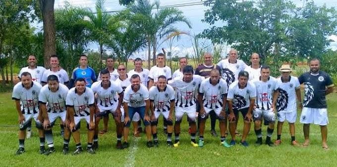 Palmeirinha e Industrial goleam e estão próximos das quartas-de-final do Campeonato de Veteranos
