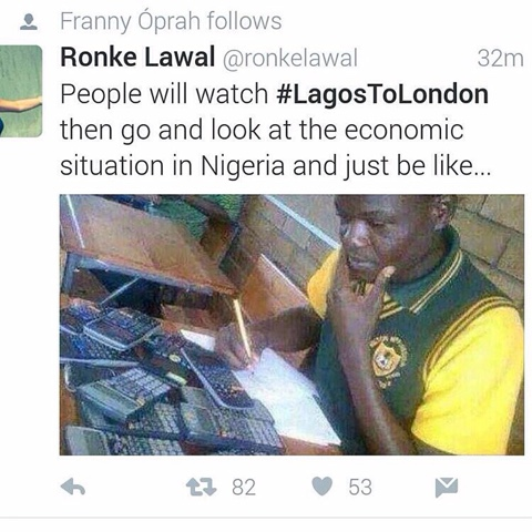 Nigerians React To #LagostoLondon Documentary Detailing The Life Of Nigerian Billionaires 4