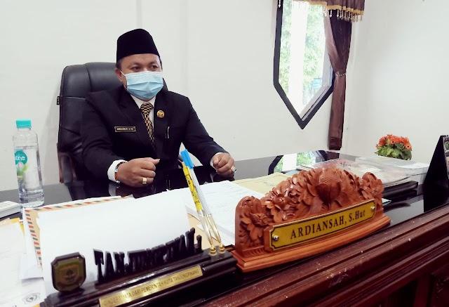 Ketua DPRD Kapuas Ajak Masyarakat Sukseskan Vaksinasi Covid-19