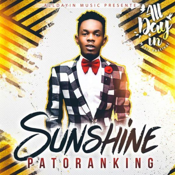 [Music] Patoranking – Sunshine