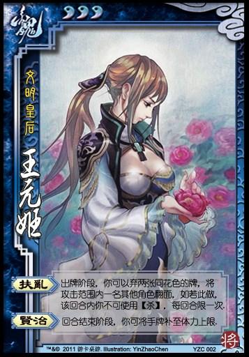 wang Yuan ji 3