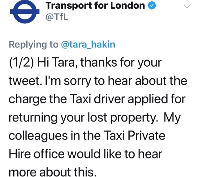 Taxi Leaks: TfL are under fire again for a breach of their