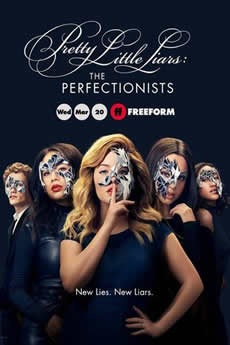 Baixar Série Pretty Little Liars: The Perfectionists 1ª Temporada Torrent Grátis