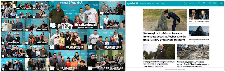 Radiowe opowieści o Polsce - nasza współpraca z Radiem Gdańsk