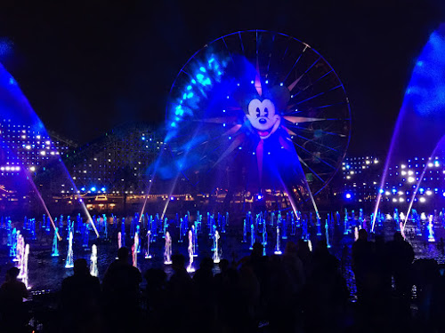 World of Color Celebrate Review