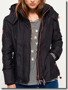 Hooded Windcheater Jacket
