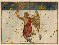 Ο Ωρίωνας ήταν ο πιο διάσημος κυνηγός στην ελληνική μυθολογία.