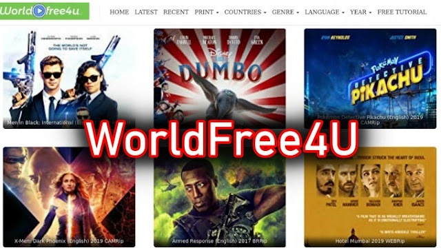 Worldfree4u 2021: Best Site To Watch TV Shows And Movies For Free