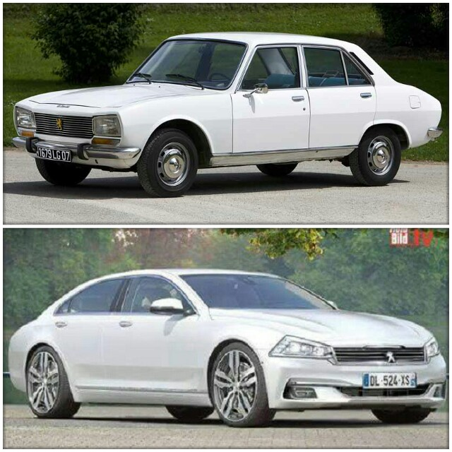 Classic Peugeot 504 Automobile Making A Remodelled Comeback Tech