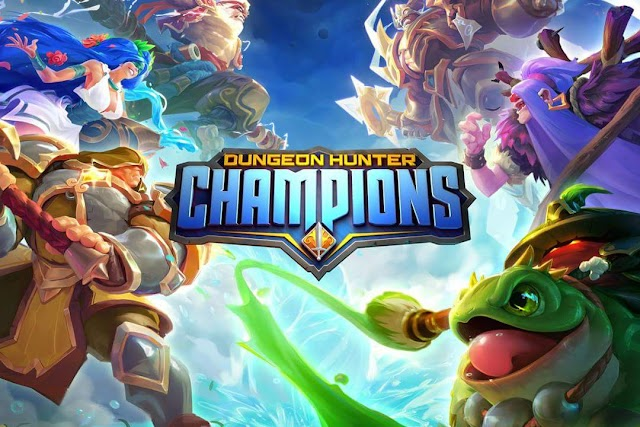 Gameloft'tan Yeni Oyun Dungeon Hunter Champions