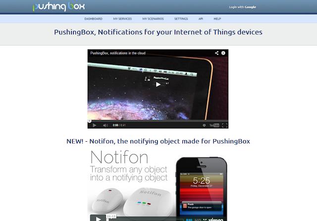 pushing A relire : Notification SMS avec Free  avec la Eedomus