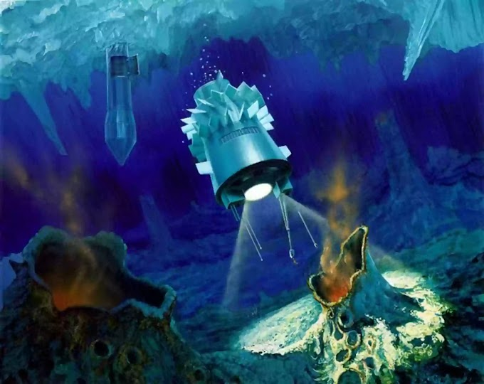 Oceanic Aliens:  Alien Civilization