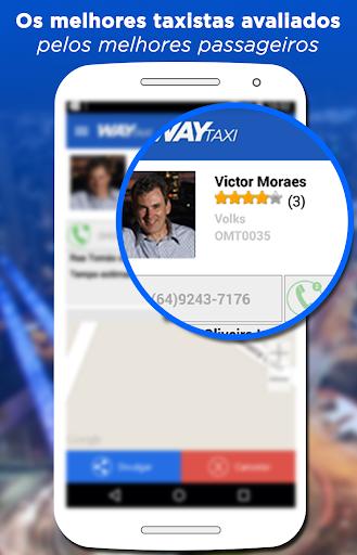 WayTaxi - Calcule e chame taxi