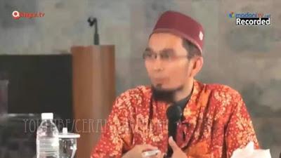 Pak Ustadz: Ajarilah Jemaatmu Dengan Kebenaran Ajaran Agamamu