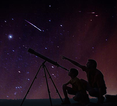 Zvjezdarnice ShootingStar-gazing