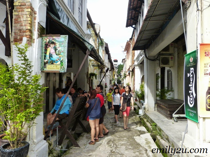 Concubine Lane / Lorong Panglima, Ipoh