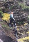 Káťa alpinista