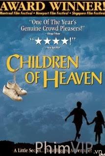 Những Đứa Trẻ Từ Thiên Đường - Children Of Heaven poster