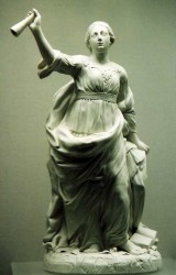 Greek Goddess Pheme Image