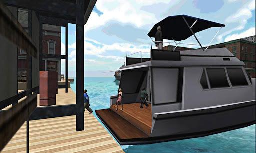 游轮货物:渡船