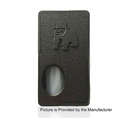 authentic yiloong gorilla box 3d printed squonk mechanical box mod black 1 x 18650 13ml dropper bottle thumb%255B2%255D - 【海外】「XIAOMI Mitu DIY携帯電話制御ビル自己組立ロボット」「Thinkvape Box 133 DNA 250 TC Box Mod」「YiLoong Gorilla Box 3DプリントSquonkメカニカルBOX MOD」など