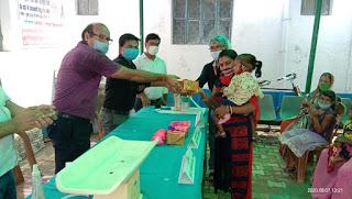 कटिहार/आज के स्वस्थ बच्चे कल के भविष्य: डॉ. आरसी ठाकुर