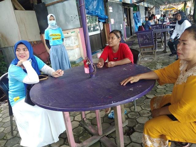 AnandaMu Janjikan Revitalisasi KWK Mandiri Peninggalan Haji Muhidin