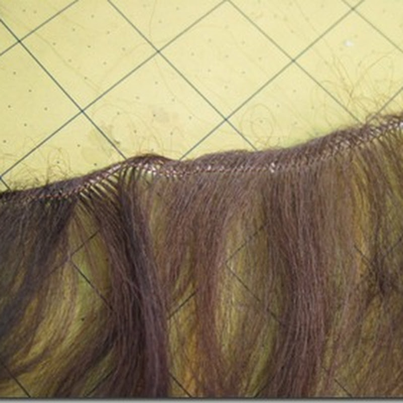 Desertmountainbears Notes: Wefting mohair.