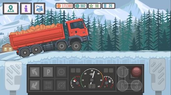 Best Trucker 2.5 (Mod Money) Apk Download 6