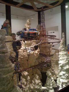 Saatchi Gallery: Gesamtkunstwerk