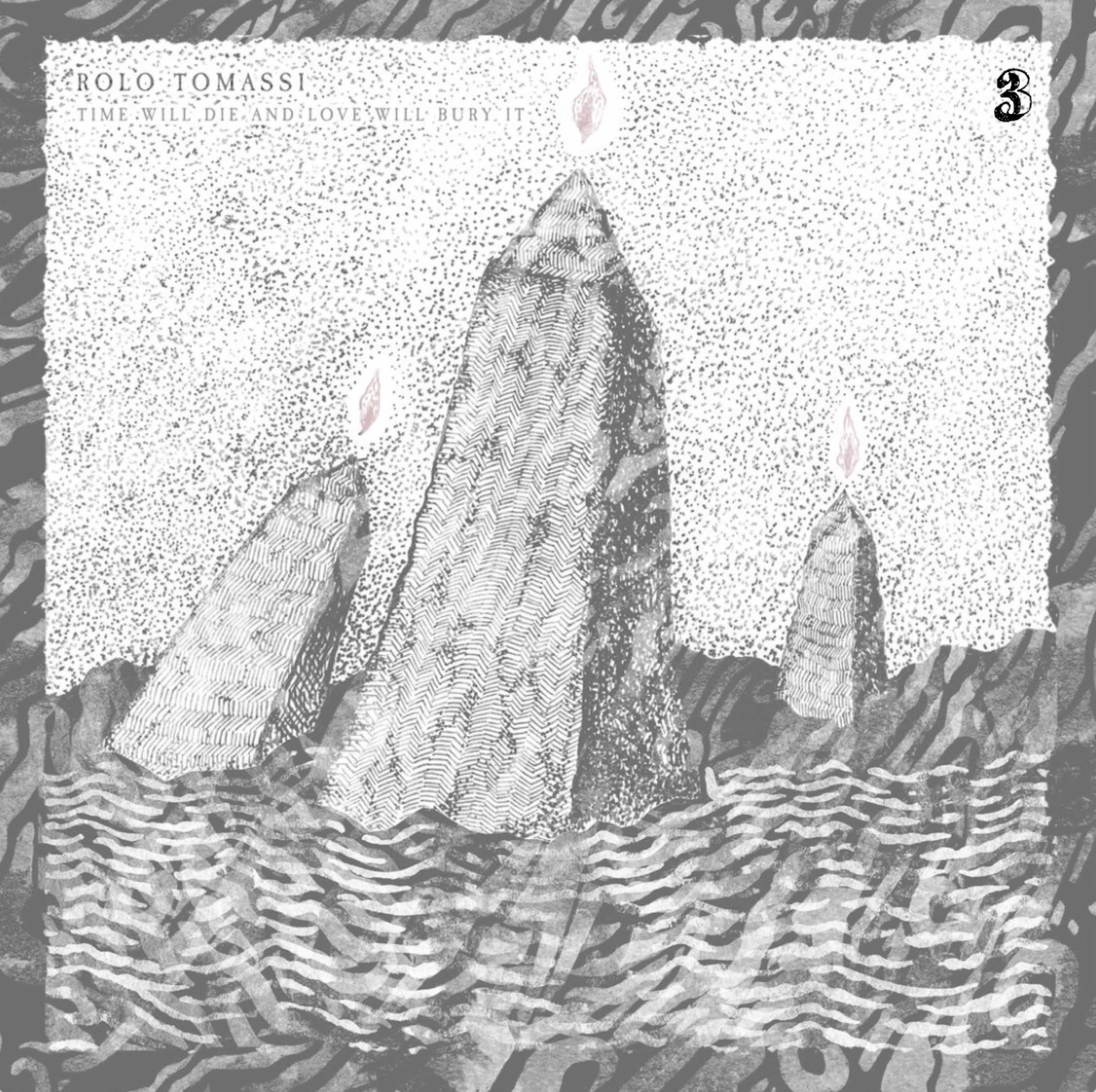 """Rolo Tomassi """"Time Will Die And Love Will Bury It"""""""