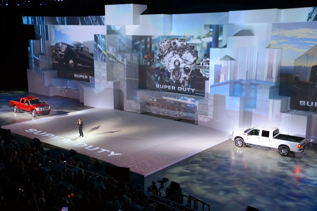 2015 Ford F-150 Unveiling NAIAS 4