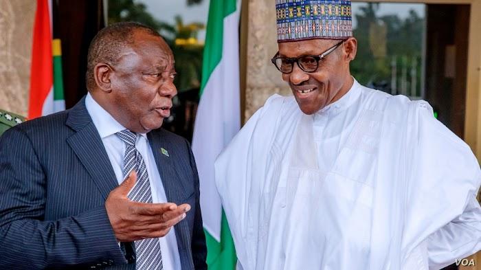 Down Fall of this Entity is near As South Africa denies Nigeria visa-free status, grants Ghana
