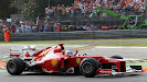 Fernando Alonso finished 3rd at Monza