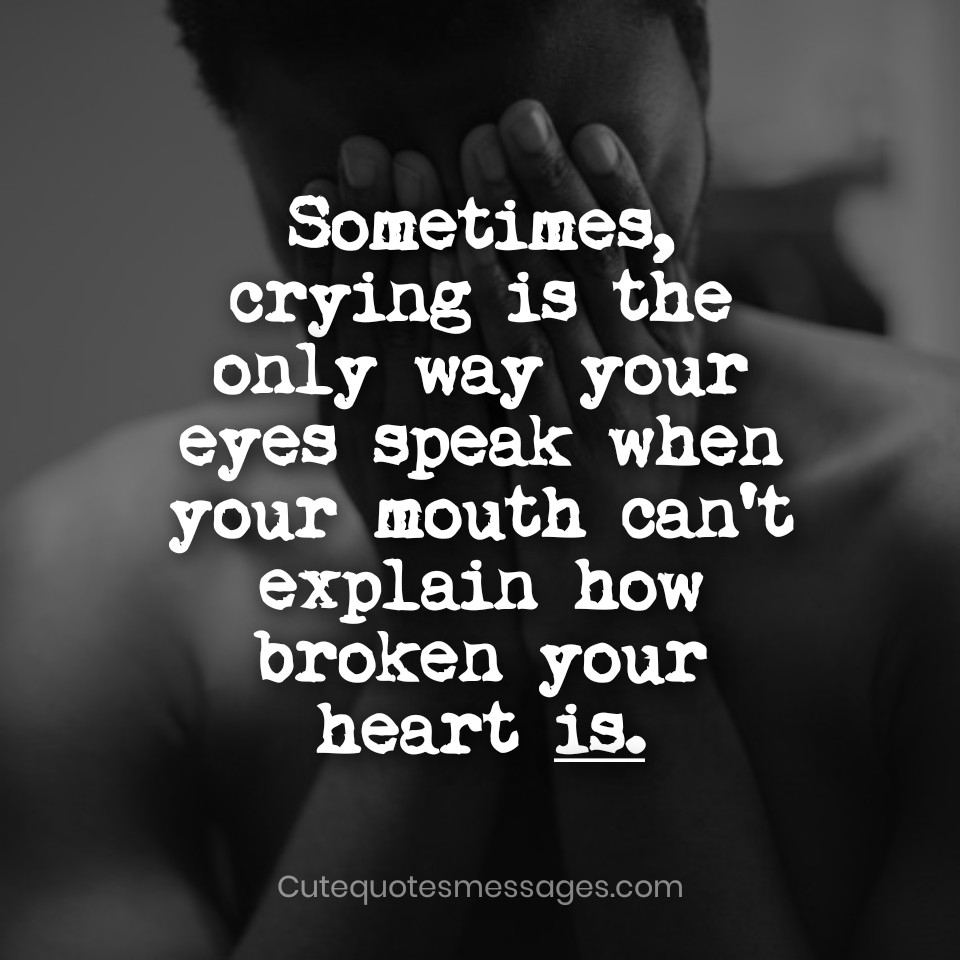 20+ Deep Sad Quotes about Pain   Feeling Sad Quotes for ...