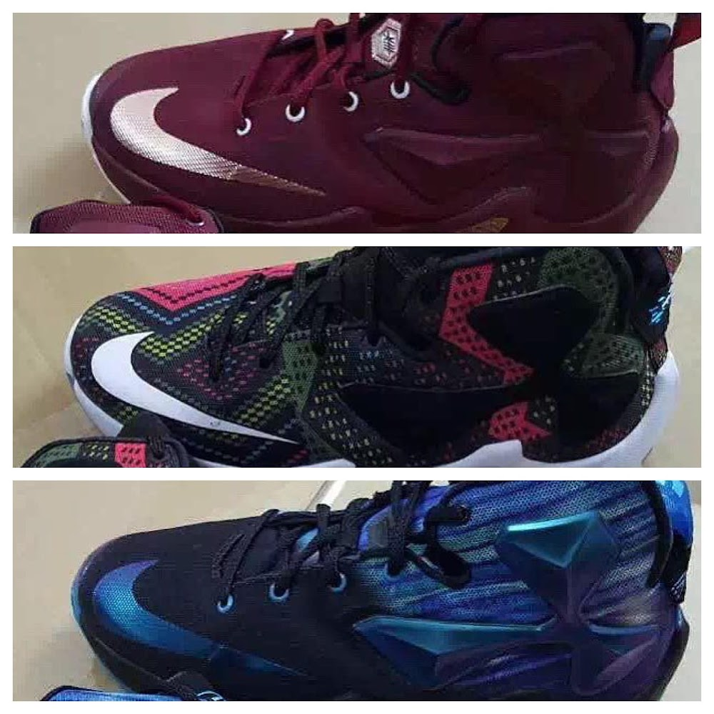 official photos 75418 6d323 3 New LeBron 13s Including BHM Leaked in Kids Sizes ...