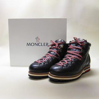 Moncler NEW Hiking Boots
