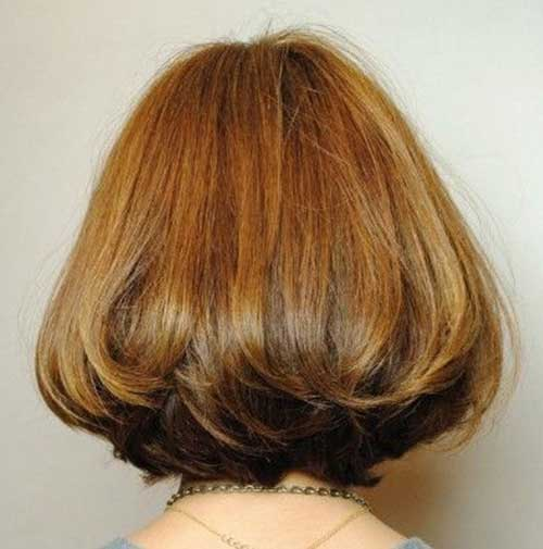 korean short straight haircut with bangs