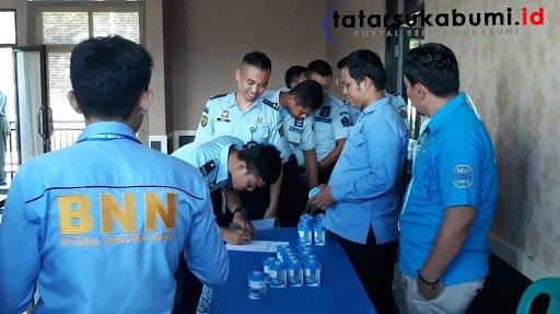 Pemkab Sukabumi dan BNNK Sukabumi Perangi Narkoba, Setiap Desa Wajib Membentuk Relawan Anti Narkoba