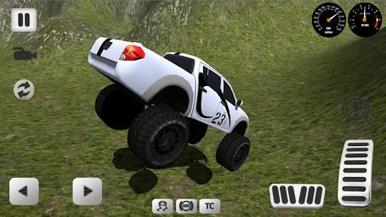 Offroad Car Simulator 4